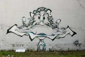 street-art by omega cbu