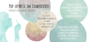 Flyer Popup Messe Stuwerviertel