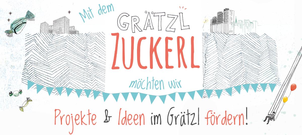 Grätzlzuckerl-Projekt-Förderung