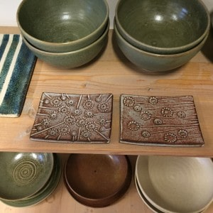 Keramik Widder Lunzer
