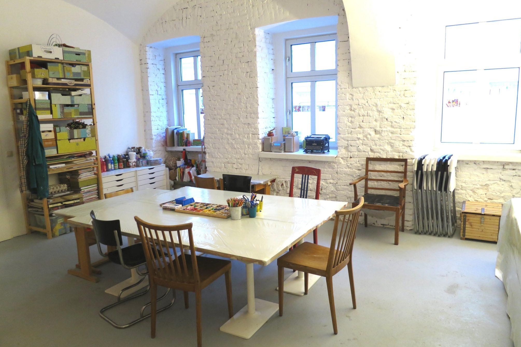 Magenta Maltherapie Atelier