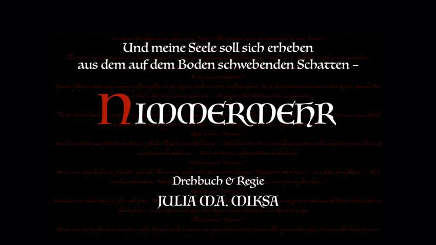 Nimmermehr-Julia-Miksa