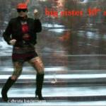 "Big-sister-30""-Spot, 30"", Realtrick, stumm, 2013. Immer auf der Rolle....(C.B.)"
