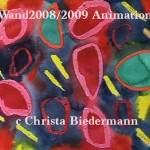 Wand2008/2009, 6'14, Animation, mit Ton, 2014. Wände in Bewegung. (C.B.)