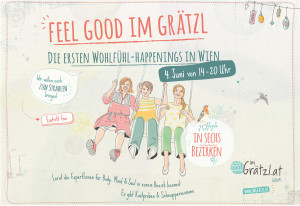 "Teaser ""Feel good im Grätzl"""