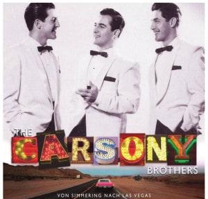The Carsony Brothers von Wien nach Las Vegas